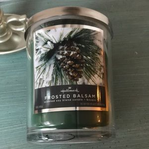 3-Wick Yankee Candle Frosted Balsam